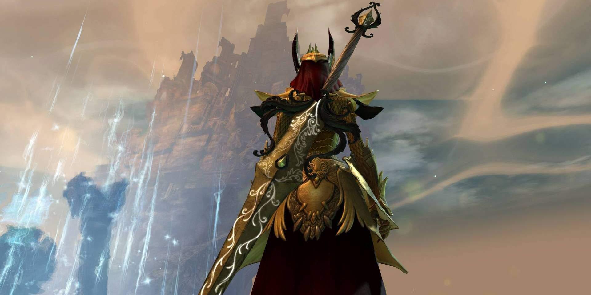Guild Wars 2 Beitragsbild PvP