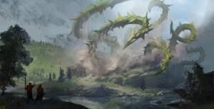 Guild Wars 2 Living Story Artwork