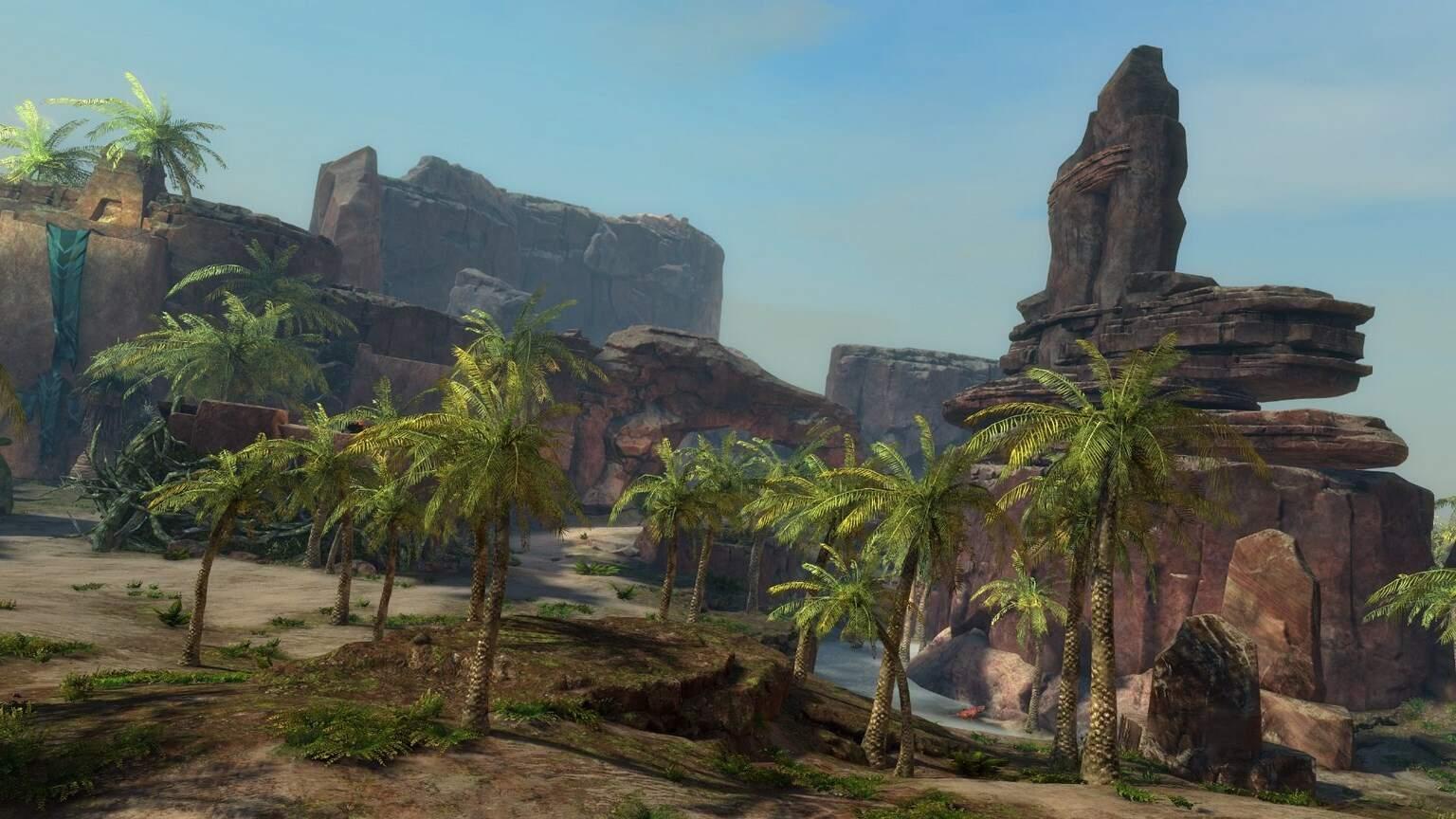 Guild Wars 2 Echos der Vergangenheit Screen 2