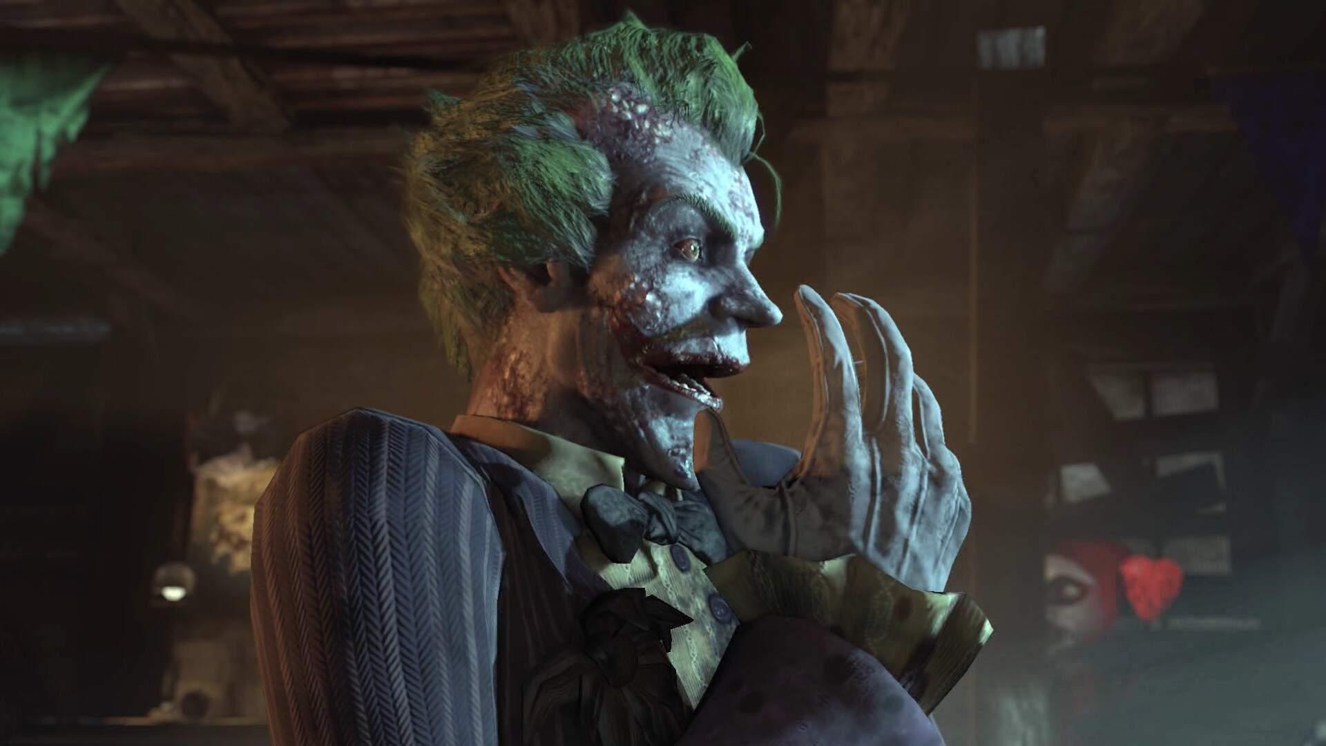 Batman Arkham City - Wahnsinn