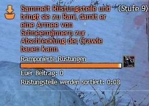 Guild Wars 2 Eventfortschritt