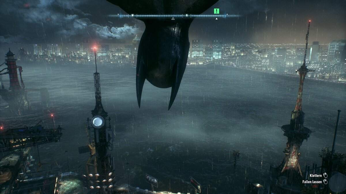gamephilephoto Batman: Arkham Knight