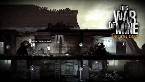 This War of Mine: The Little Ones Daddy
