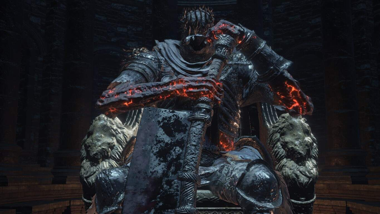 Dark Souls 3 Yhorm