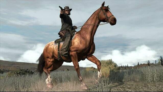 52 Games Red Dead Redemption Nebensache