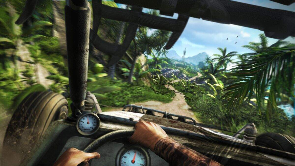 Far Cry 3 52 Games