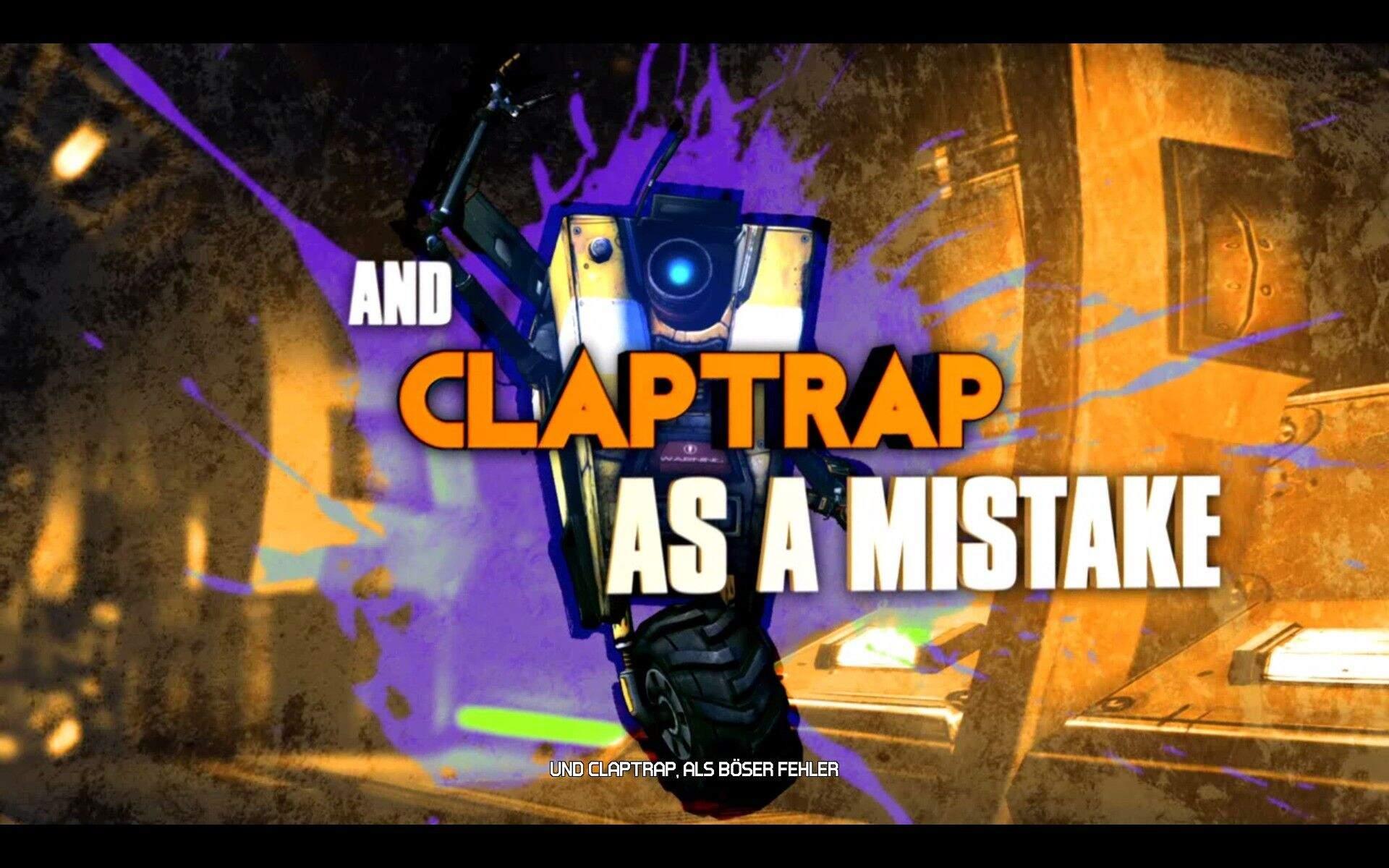 52 Games Robots Claptrap