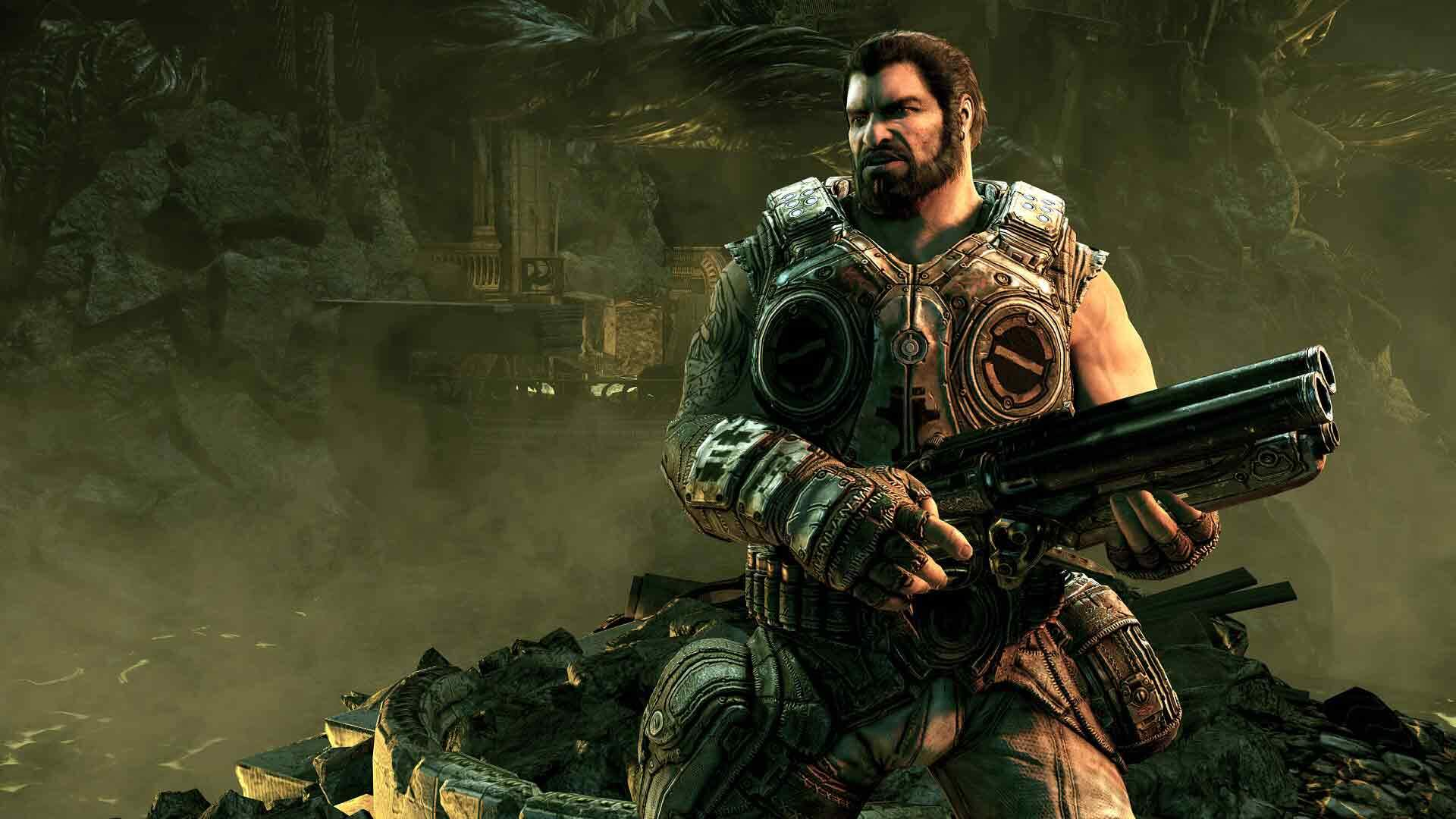 Gears of War - Dominic Santiago