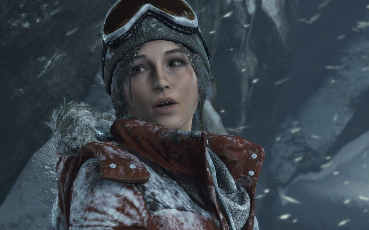 Rise of the Tomb Raider 52 Games Eine runde Sache