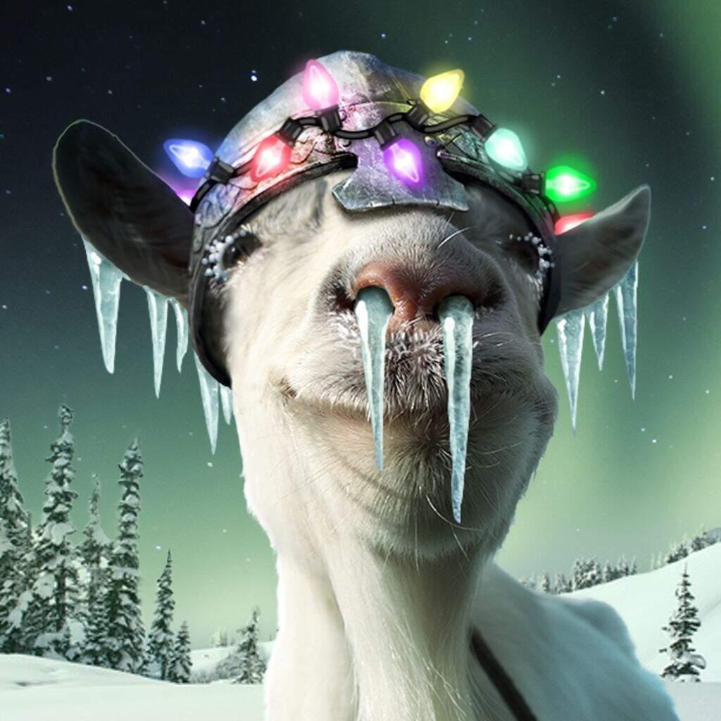 "Goat MMO Simulator ""Winter, or Whatever"" Update"