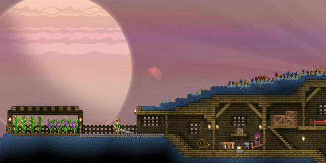 Enjoyable Starbound Winter Update Ist Da Totallygamergirl Wiring Cloud Hisonuggs Outletorg