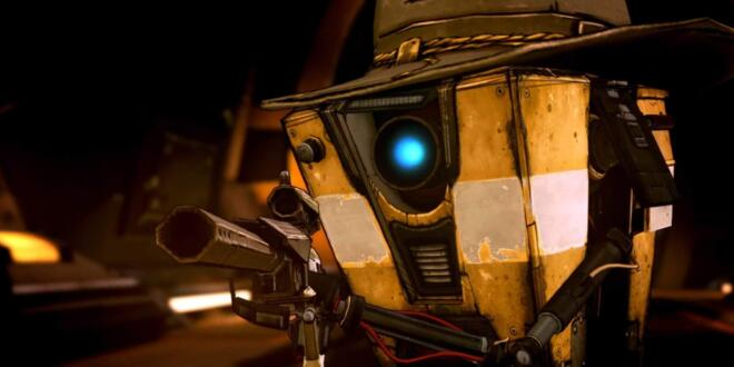 Borderlands: The Pre Sequel Claptrap