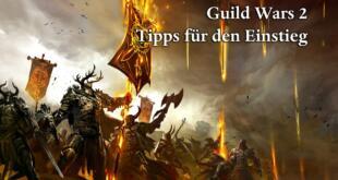 Guild Wars 2 Guide Aufmacher