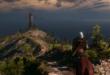 The Witcher 3 Wild Hunt Leuchtturm 4K