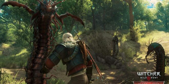 The Witcher 3: Wild Hunt Blood and Wine Gegner