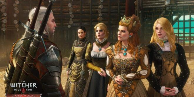 The Witcher 3: Wild Hunt Blood and Wine Ladys