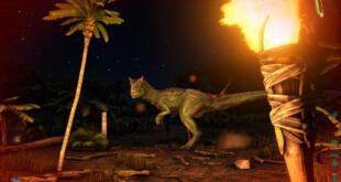 52 Games ARK Survival Evolved Allosaurus