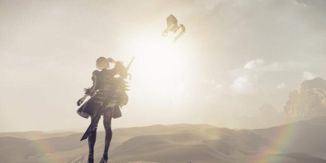 NieR Automata gamescom Screenshot 04