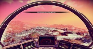 No Man's Sky Erkundung dank Raumschiff