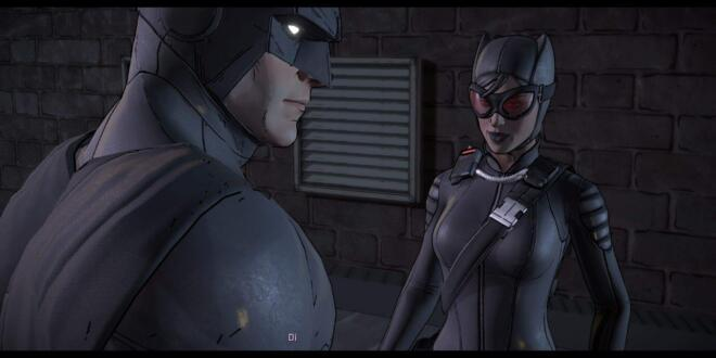 Batman - The Telltale Series Episode 2: Children of Arkham Screenshot 03