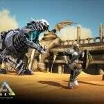 ARK: Survival Evolved PlayStation 4 exklusiver Giga Skin