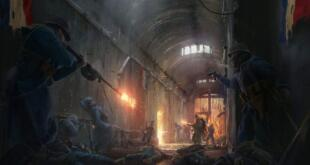Battlefield 1 They Shall Not Pass Erweiterung Concept Art 01