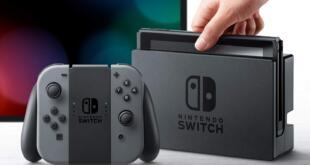 Nintendo Switch TV mode