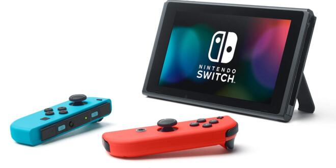 Nintendo Switch table top mode