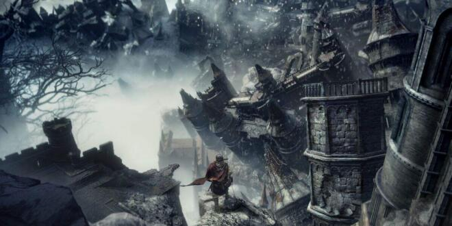 Dark Souls 3 The Ringed City Screenshot Kartenhintergrund