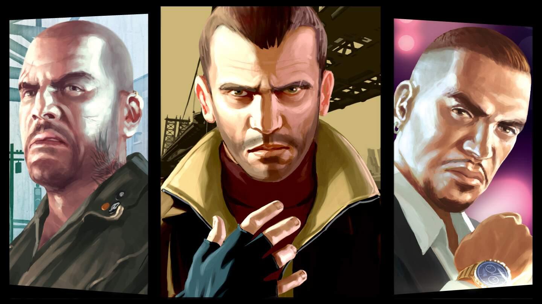 Grand Theft Auto IV Xbox One