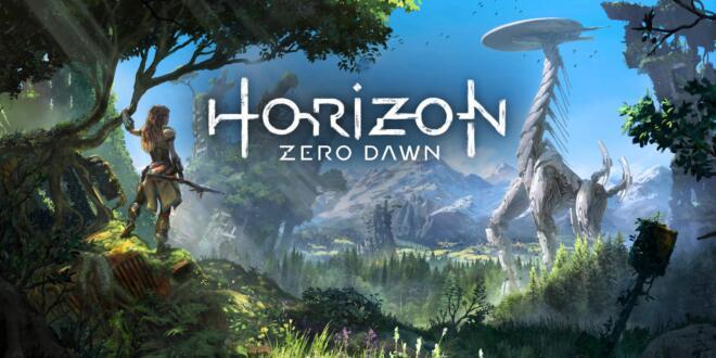 Horizon Zero Dawn E3 Artwork