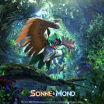 Pokémon Sammelkartenspiel Erweiterung Sonne und Mond Artwork 1