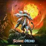 Pokémon Sammelkartenspiel Erweiterung Sonne und Mond Artwork 5