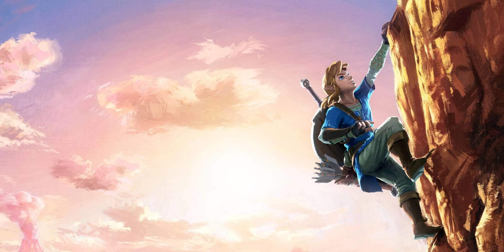 The Legend of Zelda: Breath of the Wild Header