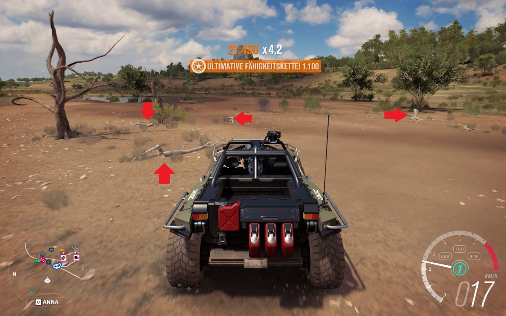 Forza Horizon 3 Holzfäller