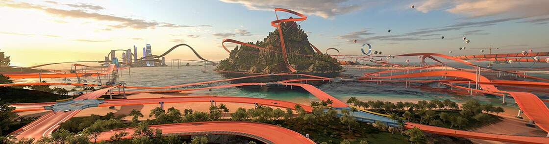 Forza Horizon 3 Hot Wheels Erweiterung