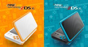 New Nintendo 2DS XL