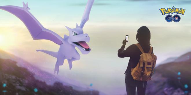 Pokémon GO Abenteuerwoche