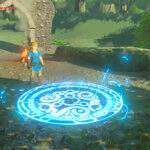 The Legend of Zelda: Breath of the Wild Reisemedallion