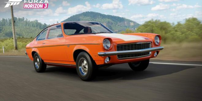 Forza Horizon 3 1971 Chevrolet Vega GT