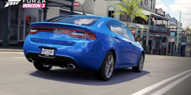 Forza Horizon 3 2013 Dodge Dart GT