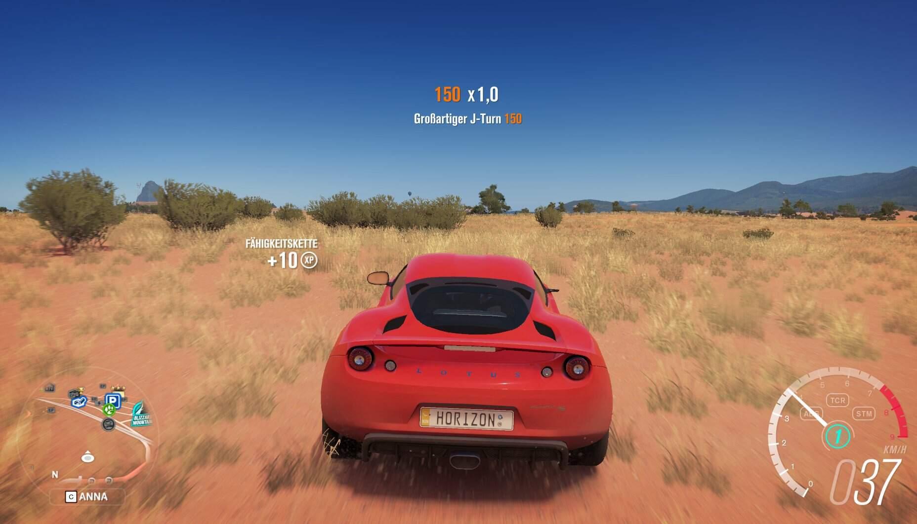 Forza Horizon 3 Forzathon J-Turn