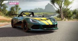 Forza Horizon 3 2016 Lotus 3-Eleven