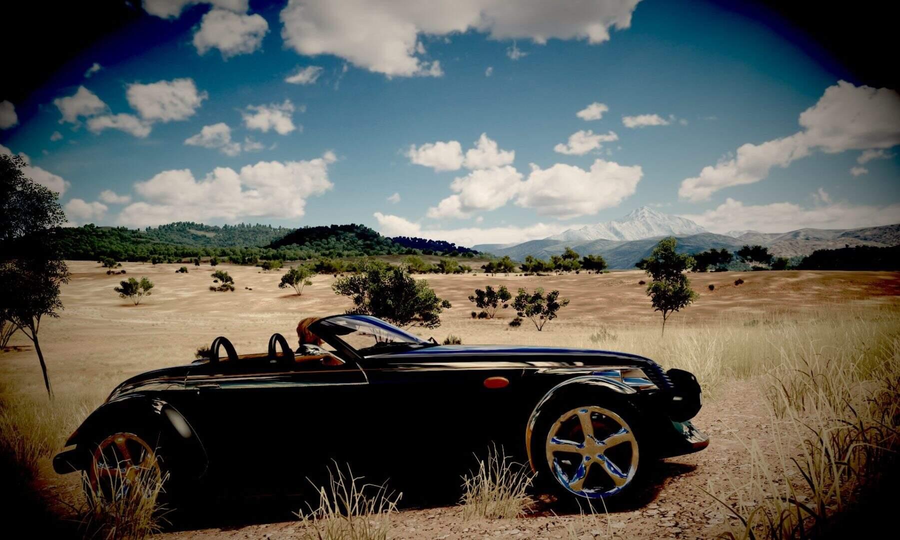 Forza Horizon 3 Plymouth Prowler