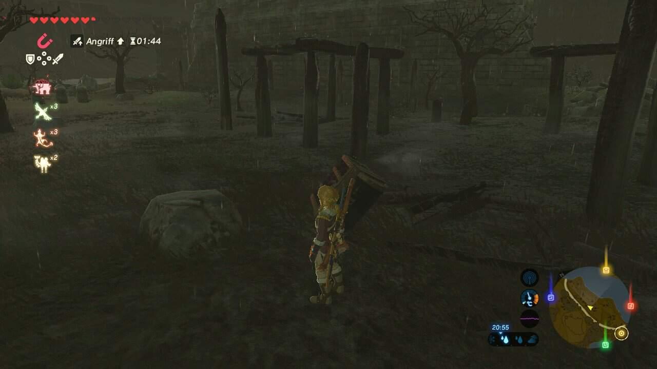 The Legend of Zelda: Breath of the Wild Tingles Hemd Schatzkiste