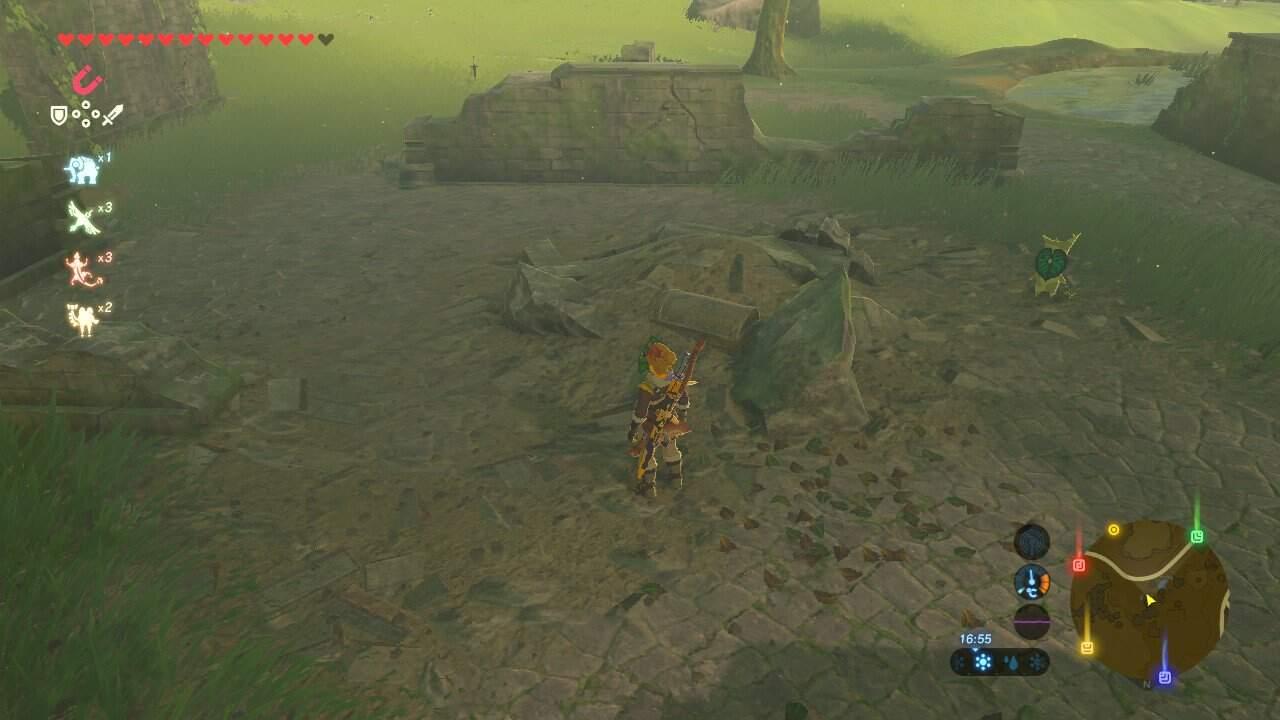 The Legend of Zelda: Breath of the Wild Tingles Kapuze Schatzkiste