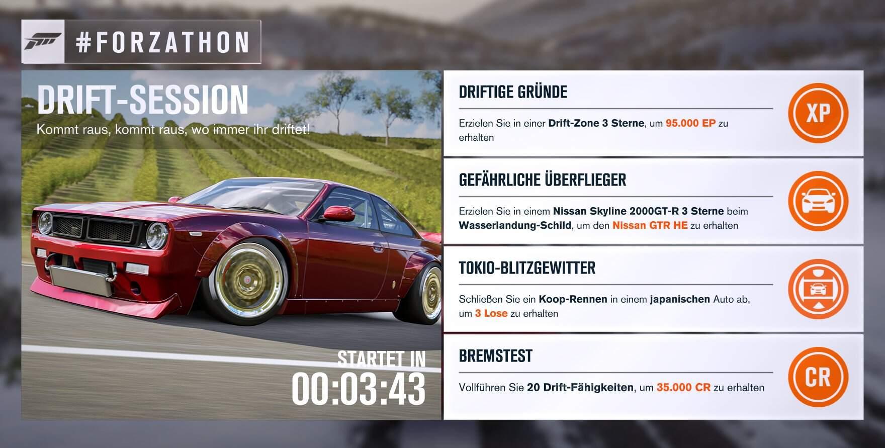 Forza Horizon 3 Forzathon KW 31