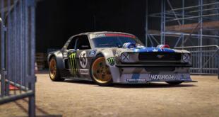 Forza Horizon 3 Hoonigan