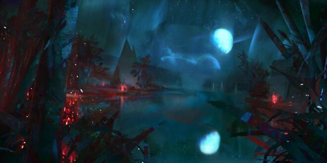 wie kommt man kinder auf großhandel Guild Wars 2: Path of Fire ist da, Infografik zum Spiel ...