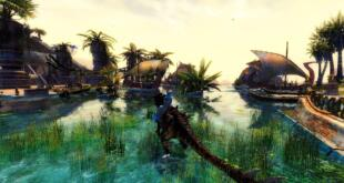 Guild Wars 2 Path of Fire Kristalloase